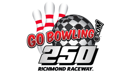 Richmond Raceway Strikes with Go Bowling as Fall NASCAR Xfinity Series Entitlement Sponsor for  the Go Bowling 250