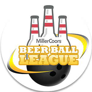 Miller Coors Beer Ball League Icon