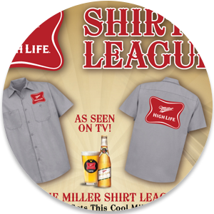 Miller High Life Icon