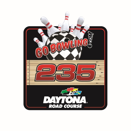 "'Striking"" Race to say the Least: Go Bowling, Daytona International Speedway Partner for Go Bowling 235 – NASCAR's First Cup Race on DAYTONA Road Course, Aug. 16"